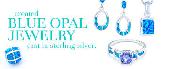 blue opal earrings experience the tropics with created opal jewelry landing company
