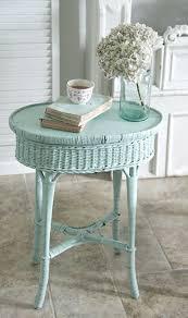 Wicker Accent Table Best 25 Wicker Table Ideas On Pinterest Dollhouse Furniture