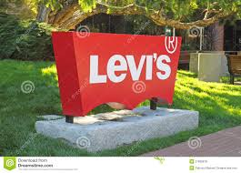 siege social levis levi s logo on the headquarter editorial stock photo image of
