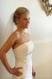 Hochsteckfrisurenen Hochzeit Mit Schleier Und Diadem by Brautfrisur Mit Schleier Asktoronto Info