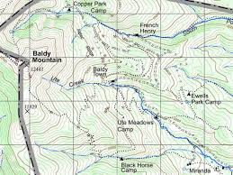 philmont scout ranch map how to read a topographic map boys magazine