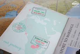 wedding invitations ni passport wedding invitations wedfest