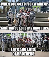 Star Wars Nerd Meme - dating a star wars nerd imgflip