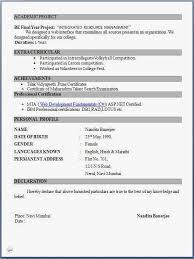free resume exle resume format for freshers free pdfnokiaaplicaciones