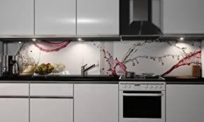 küche spritzschutz folie küchenrückwand folie selbstklebend klebefolie in