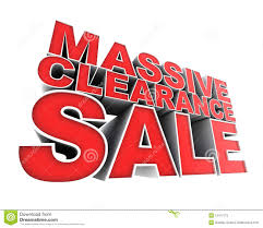 clearance sale royalty free stock photo image 13417775