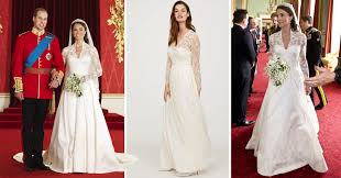 kate middleton wedding dress h m is selling a kate middleton wedding dress rip and it s