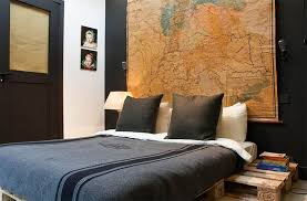 Mens Bedroom Design by 22 Bachelor U0027s Pad Bedrooms For Young Energetic Men Wood Beds