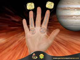 in which finger to wear yellow sapphire best finger for wearing