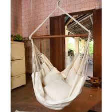 Hammock Chair And Stand Combo Brazilian Cotton Solid Colors Hammock Chair Walmart Com