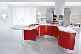 meuble cuisine arrondi ma cuisine plus pratique avec un îlot central home home