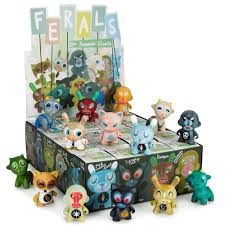 where to buy blind boxes blind boxes i d actually buy amanda visell s ferals mini series