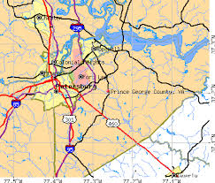 prince georges county map prince george county virginia detailed profile houses real