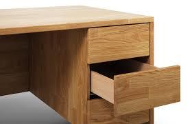 Schreibtisch Modern Kasan Aus Eiche Rustikal U2013 Schreibtisch Nach Maß