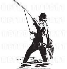 man fishing clipart clipart panda free clipart images
