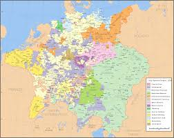 German States Map Germany In The Early Modern Period Wikipedia