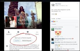 Filipino Meme - miss bulgaria adds filipino viral meme maker as facebook friend