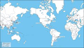 world maps free world america centered free map free blank map free outline map