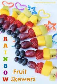 best 25 rainbow fruit skewers ideas on pinterest rainbow fruit