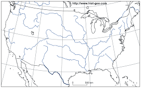 Westward Expansion Map Lesson 1 The Louisiana Purchase Westward Expansion Unit