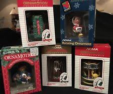 modern christmas ornaments 1946 1990 ebay