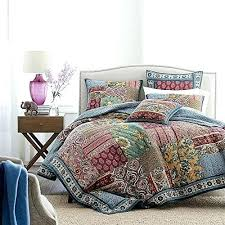 Ralph Lauren Floral Bedding Red And Yellow Floral Comforter Eye For Design How To Decorate