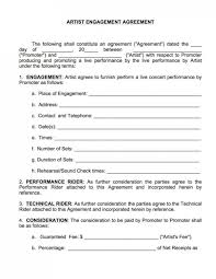 artist commission agreement contract artist agreement contract