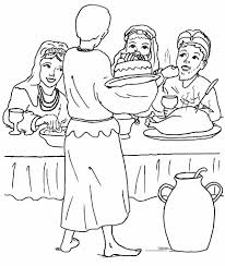 parable of the prodigal son coloring pages the prodigal son