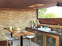 cuisine extérieure d été meuble cuisine exterieure bois meuble cuisine d ete meuble cuisine