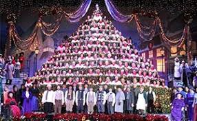 events portland u0027s singing christmas tree