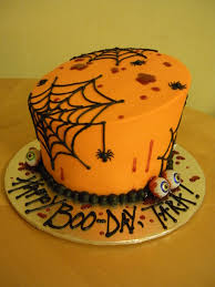 Spider Cakes For Halloween Spider Cake Main Made Custom Cakes