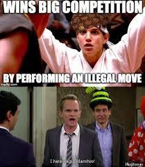 Karate Kid Meme - 22 very funny karate meme pictures