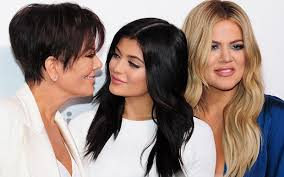 kris jenner haircut side view bruce jenner introduces herself as caitlyn in first picture on