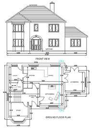 Innovative Cad House Design Cad House Design On 1280x720 Autocad Autocad 3d House Plans