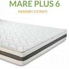 materasso matrimoniale ortopedico materasso memory ortopedico 4 cm memory h20 energy almond