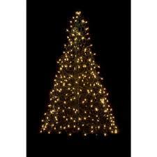 diy diy tree yard decoration outdoor lighted decorations