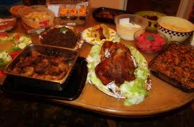 original thanksgiving dinner menu thanksgiving haitian style a l u0027haitienne