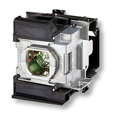 panasonic pt ar100u replacement l amazon com et laa110 l with housing for panasonic pt ar100u