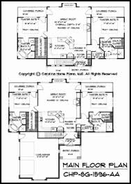 2 Story Craftsman House Plans 2 Story House Plans Lovely Two Story House Plans Small 2 Story