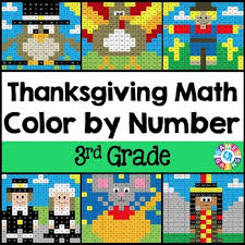 3rd grade thanksgiving activities 3rd grade thanksgiving math