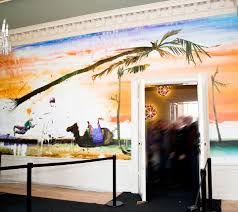 inside princess mary s stunning danish palace daily mail online danish artist john korner completed a wall painting in the banqueting hall as part of