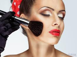 how to become a pro makeup artist what is a fashion makeup artist with pictures