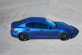 ghibli maserati blue new maserati ghibli power tuned by novitec