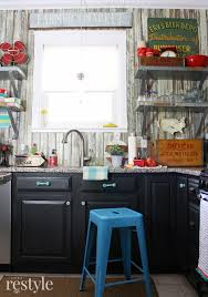 why i painted my kitchen cabinets again robb restyle