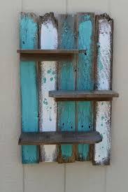 Wall Shelves Decor by Best 10 Pallet Shelving Ideas On Pinterest Pallet Shelves