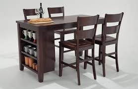 island tables for kitchen with chairs island 5 set bob s discount furniture