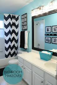 ideas for a bathroom makeover blue bathroom makeover ideas com