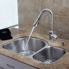 Kitchen Faucet Types Types Of Kitchen Sinks Advantages And Faucets Gallery Cool Sink 17