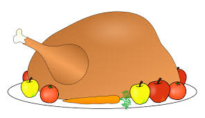 Thanksgiving Feast Clip Thanksgiving Feast Clipart Png Clipartxtras