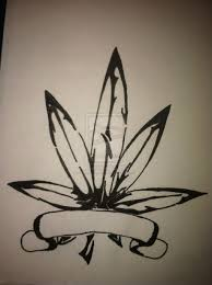 drawn pot plant tribal pencil and in color drawn pot plant tribal